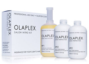 Olaplex for coloured hair