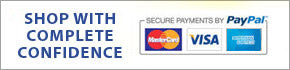 Paypal Secure Payments - Shop with confidence