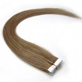 20 Inch Full Head (40pcs) #12 Tape Hair Extensions