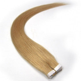 20 Inch Full Head (40pcs) #27 Tape Hair Extensions