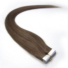 20 Inch Full Head (40pcs) #08 Tape Hair Extensions