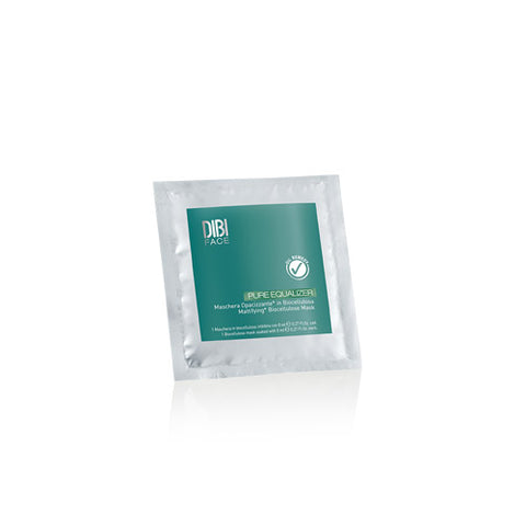 Dibi Milano Mattifying Biocellulose Mask | Pure Equalizer | Skin Care | Taper's Hairdressers