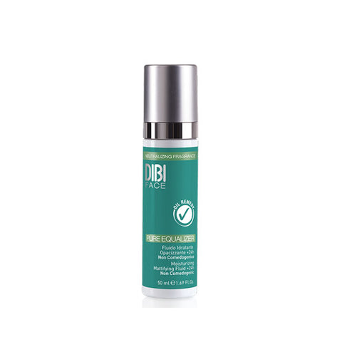 Dibi Milano Moisturizing Mattifying Fluid +24H | Pure Equalizer | Skin Care | Taper's Hairdressers