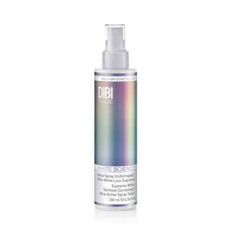Dibi Milano Skintone Correcting Ultra-Active Spray Toner 200ml | White Science | Skin Care | www.tapers.com.au