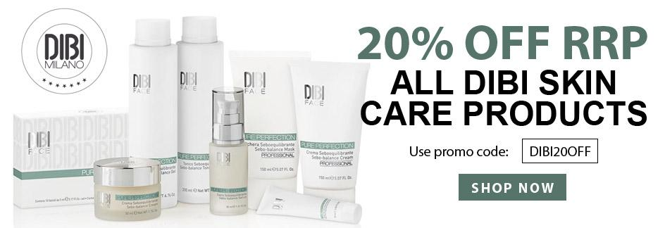 20% OFF DIBI MILANO PRODUCTS STOREWIDE