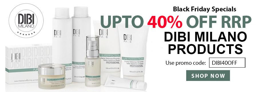 Upto 40% OFF SELECTED DIBI MILANO PRODUCTS
