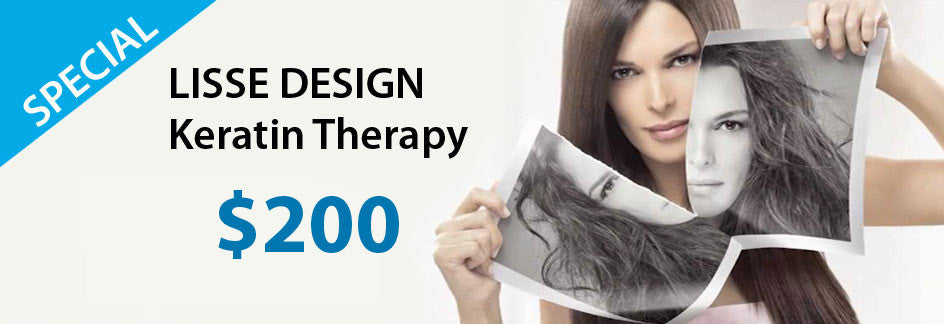 Keratin Smoothing Treatment - $200