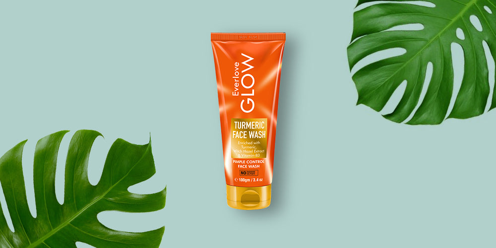 Everlove glow face wash