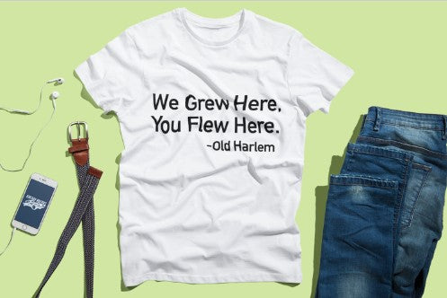 Harlem Native Tee Unisex