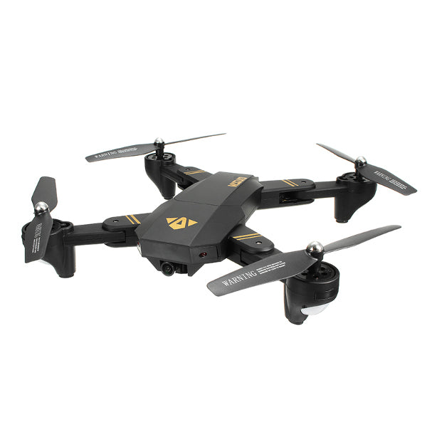RC Drone Quadcopter RTF WIFI FPV With Wide Angle HD Camera High Hold Mode Foldable Arm - Mode 2 (Left Hand Throttle) 2.0MP Wide Angle One Battery