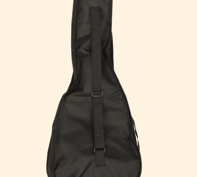 Ukulele Gig Bag 21 Inch Oxford Rainproof Case Black