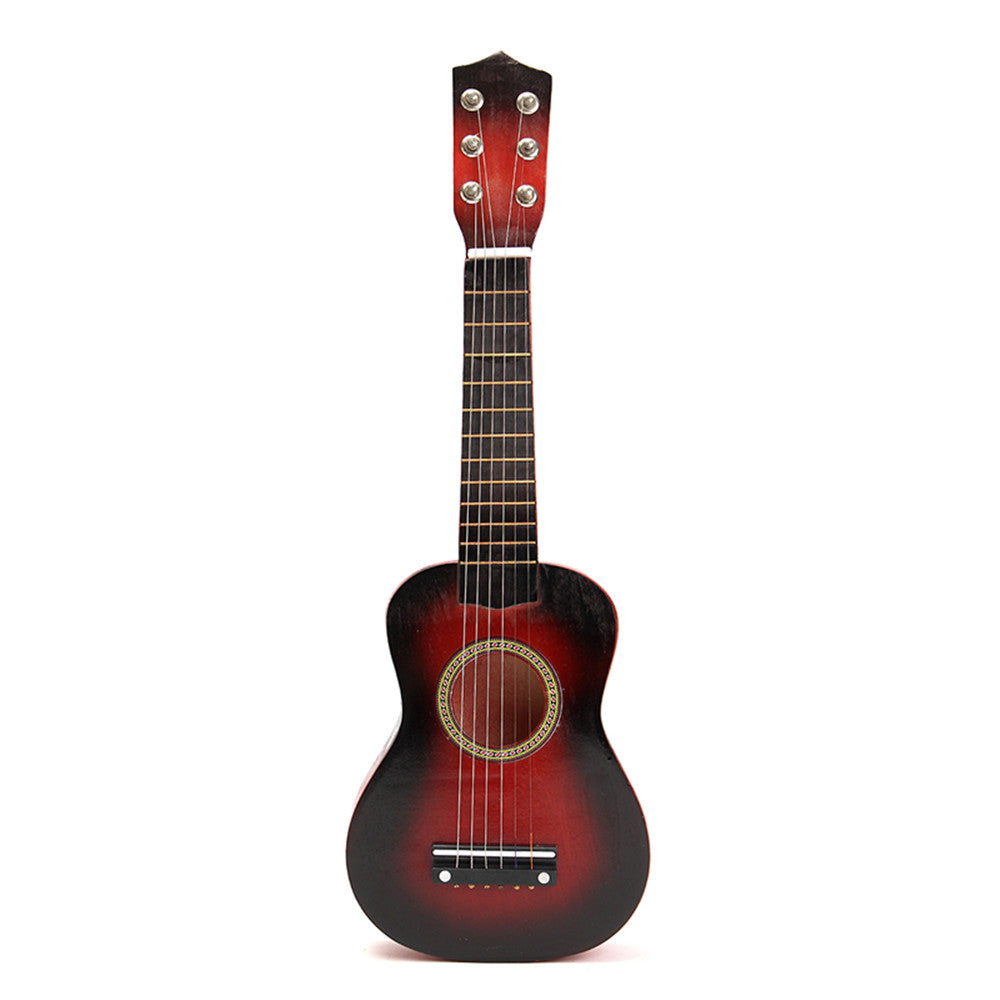 "21"" Guitar Beginners Acoustic Basswood 6 String Practice Music Instruments"