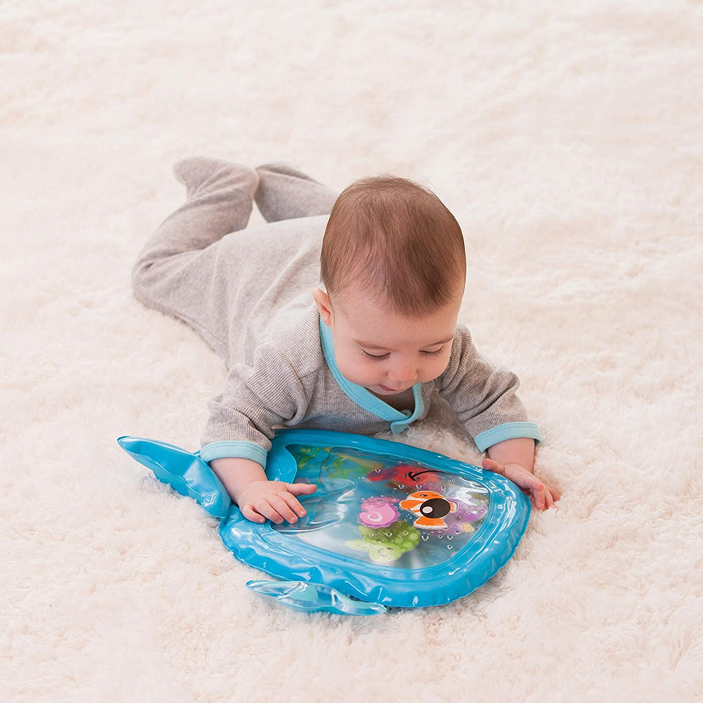 Baby Pat and Play Water Mat BPA Free Tummy Time for 2+Mths