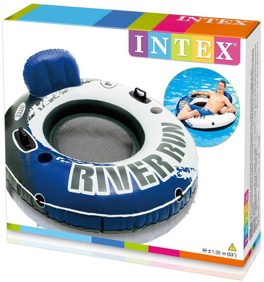 "Inflatable Water Float Pool River Run Sport Lounge 53"" Diameter"