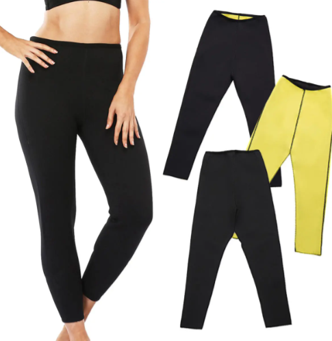 XXXL Plus Size Hot Body Slimming Pants Fitness Trousers Yoga Sports Pants