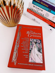THE COMPLETE STORIES OF THE BROTHERS GRIMM