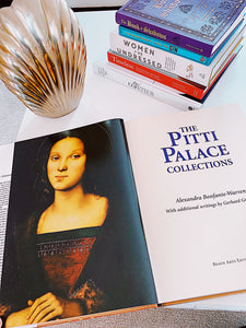 Coffee table book - THE PITTI PALACE COLLECTIONS, carte de Alexandra Bonfante-Warren