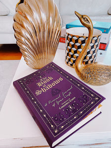 Agenda The Book of Shadows : A Personal Journal