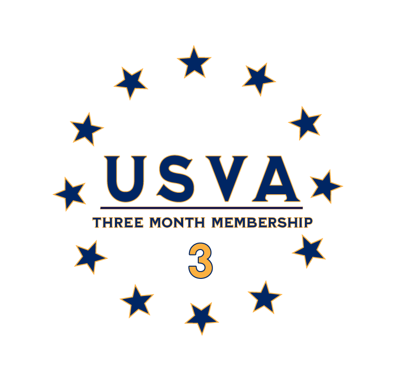 USVA Three Month Membership