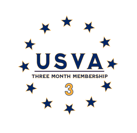 USVA Three Month Membership (March-May 2020)