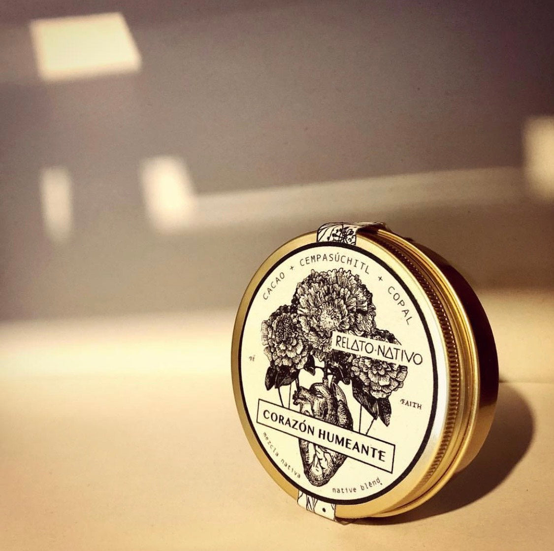 CORAZÓN HUMEANTE Body Butter (Smoking Heart)