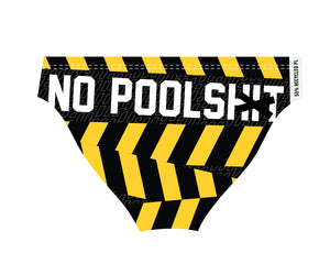 NO POOLSHIT<br> Black & Yellow | RePOOL™