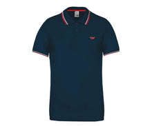 Load image into Gallery viewer, TW Polo Tipped | Men's Polo - Navy