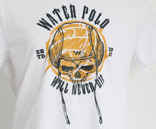 Load image into Gallery viewer, WP WILL NEVER DIE - Skull / White | T-Shirt