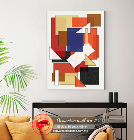 Geometric Wall Art #2