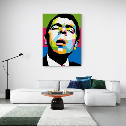 Mr. Bean - Canvas Mérida Fine Print Art