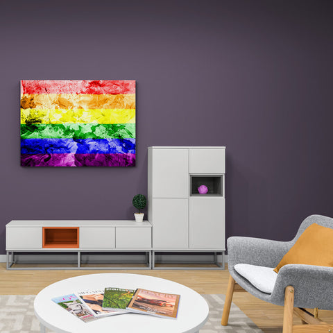 Pride Abstract