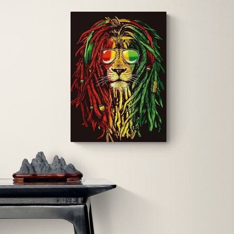 The Lion Dreadlocks