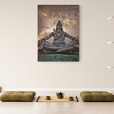 Yogui - Canvas Mérida Fine Print Art