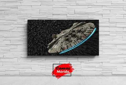 Image of Star Wars - Canvas Mérida Fine Print Art