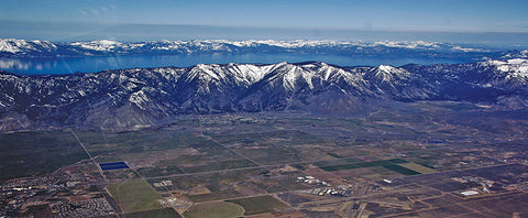 Lake Tahoe and Carson Valley image