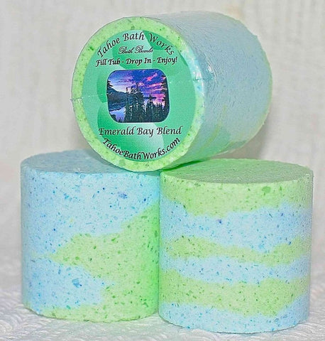 Emerald Bay Bath Bomb
