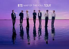 BTS - Bangtan Boys Soldier Field, Chicago, Illinois, USA Saturday, 06 June 2020 19:30