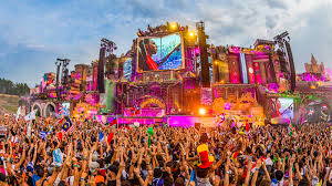 Tomorrowland 2020 - Weekend 1 -Spectacular DreamLodge 2P Packages Comfort