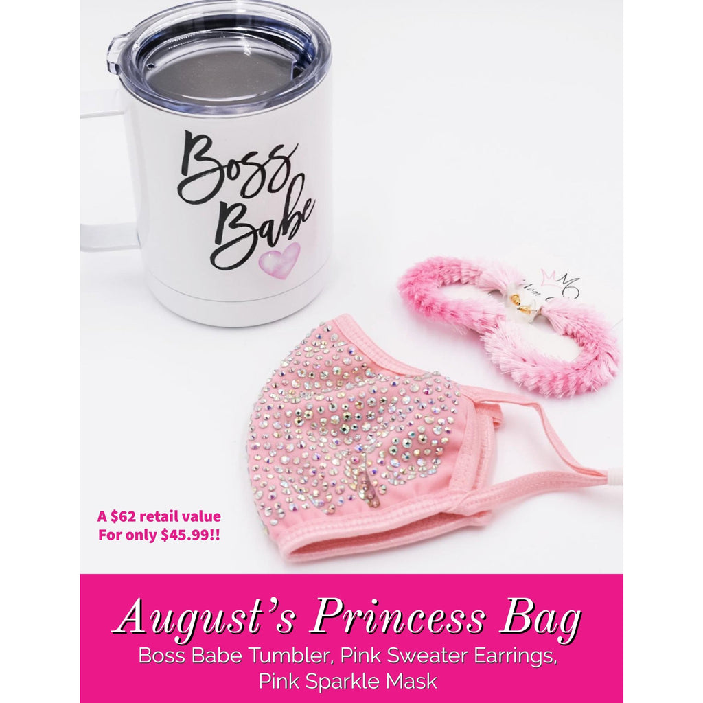 Princess Bag Monthly Subscription - MomQueenBoutique