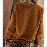 The Teddy Sweater - MomQueenBoutique