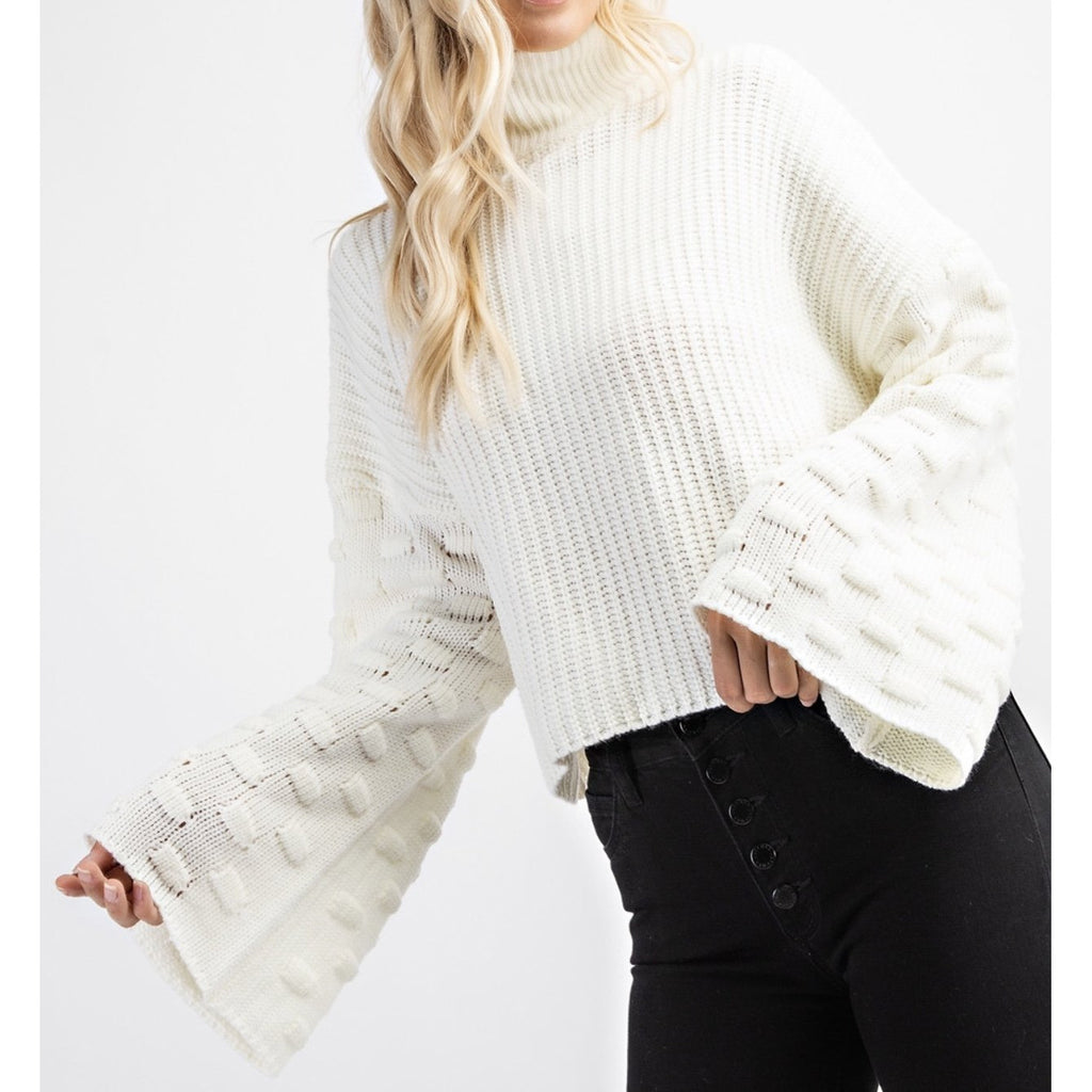 The Tia Sweater - MomQueenBoutique