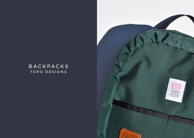 Backpacks | Topo Designs