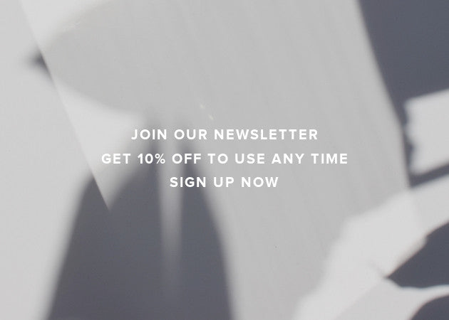 Commonplace Newsletter Signup Form