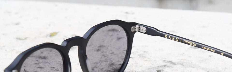 Commonplace Journal 19 - Sunglasses From Raen