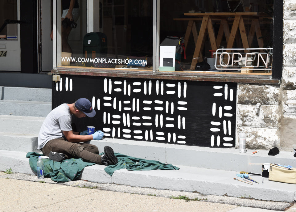 Storefront Painting | Commonplace