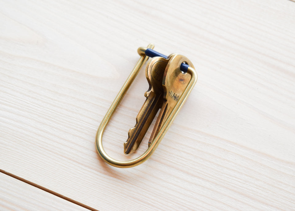 Craighill Wilson Keyring | Product Journal