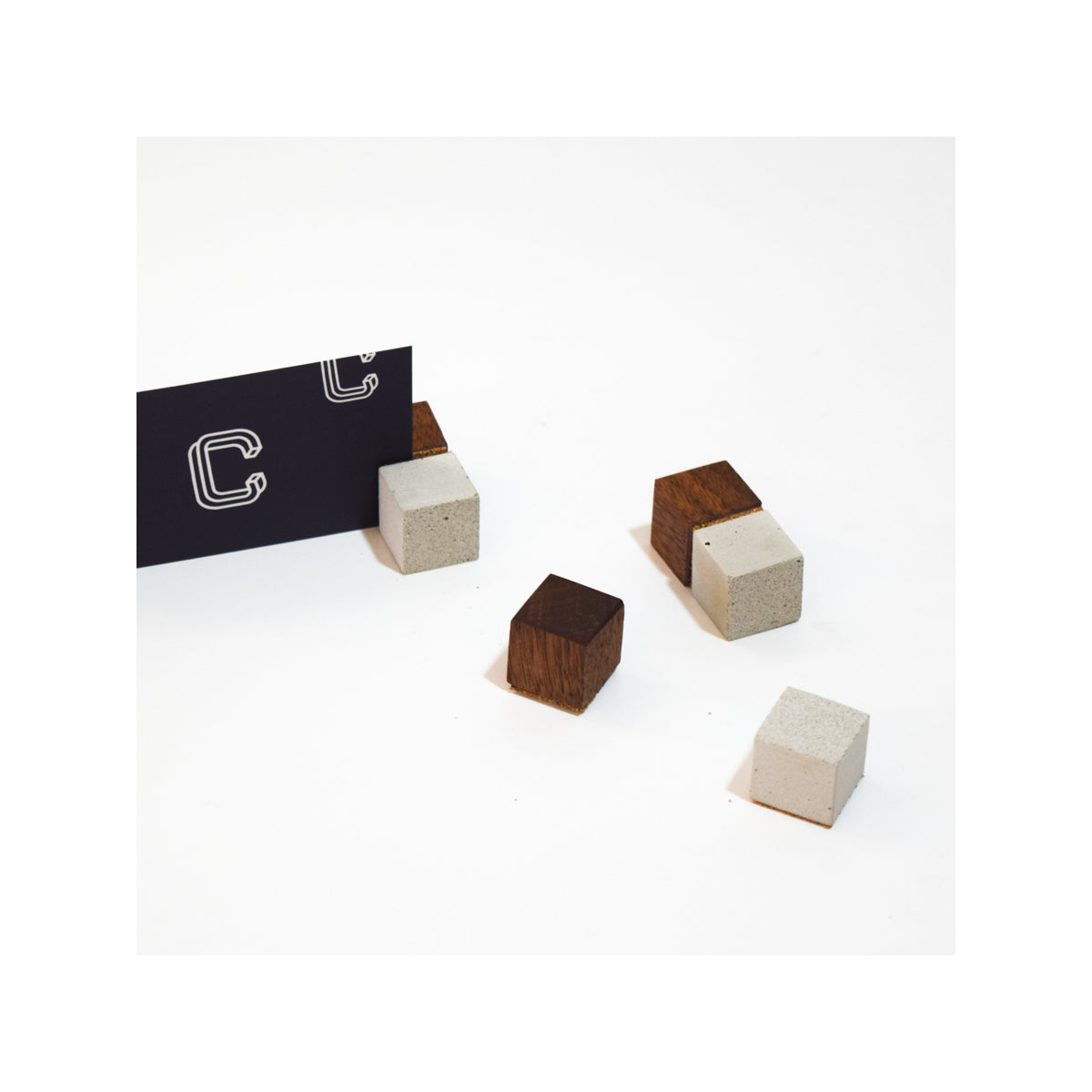 Human Crafted / Block Magnets