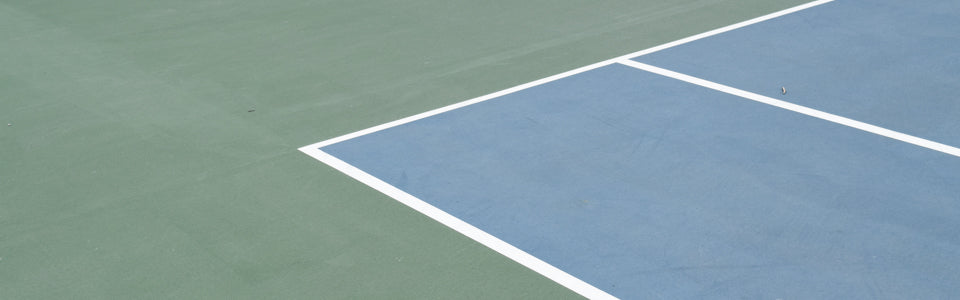 Commonplace Journal 06 - Tennis Court Images