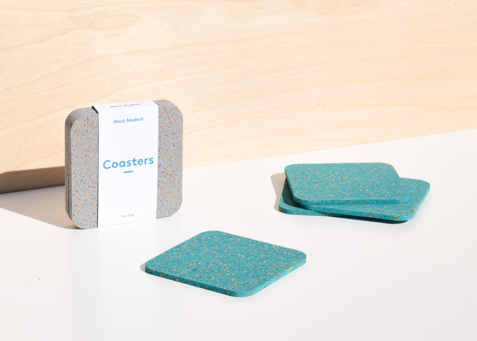 Most Modest | Coasters