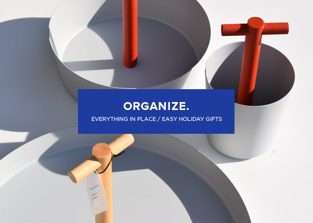 Organize Collection / Commonplace